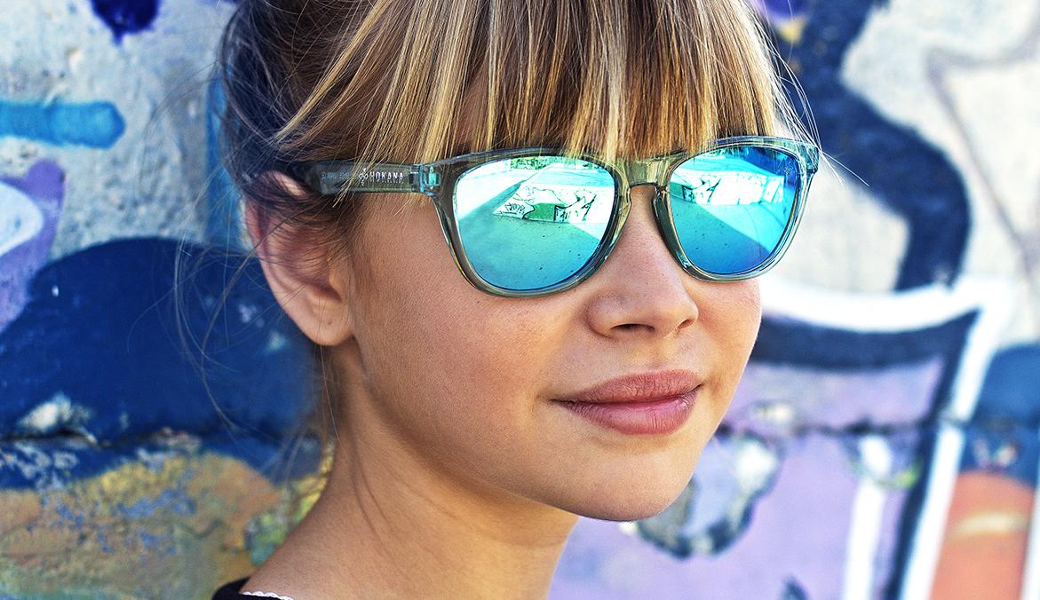 Gafas de sol baratas de calidad para niños Hokana Kids